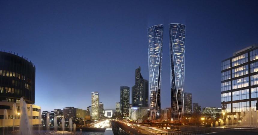 Le chantier des tours Hermitage commencera à l'automne promet son promoteur
