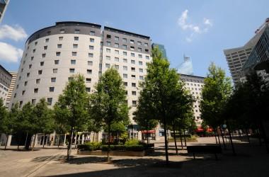 L'hôtel Sofitel et l'appart'hôtel Adagio évacué après un incendie