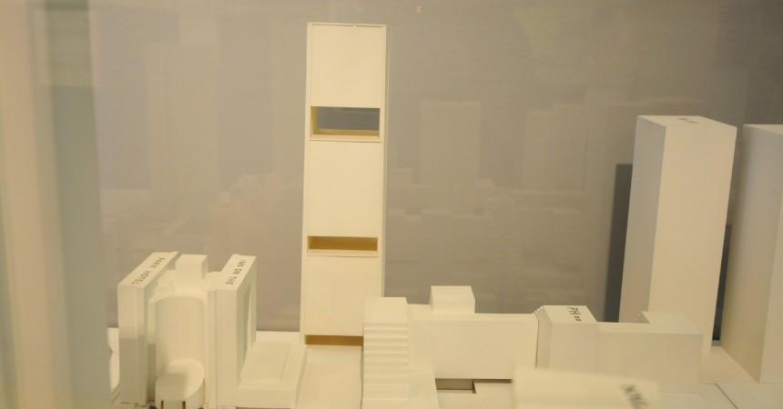 La tour des Cités Unies