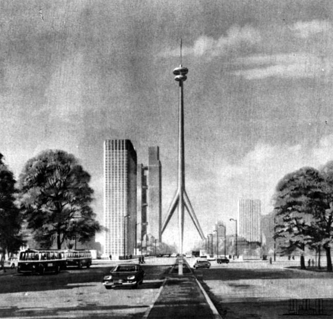 La tour Polak