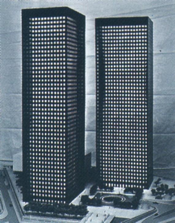 La tour CB 2
