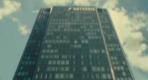 La tour CB 21 transformé en  tour Naterris