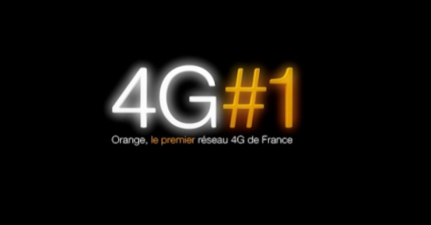 Orange allume la 4G à La Défense