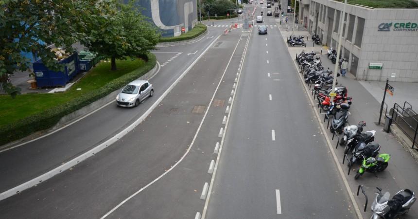 Le PS s'inquiète de l'augmentation du trafic dans le quartier des Saisons