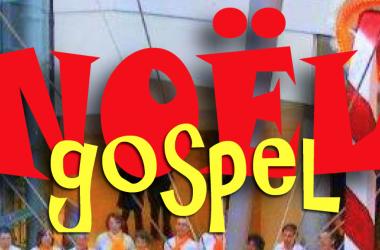 Noël en gospel aux Quatre Temps