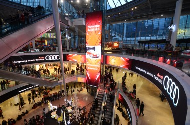 Audi s'empare du Digital Dream