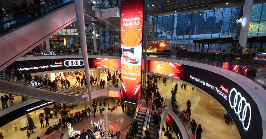 Audi s'empare du Digital Dream