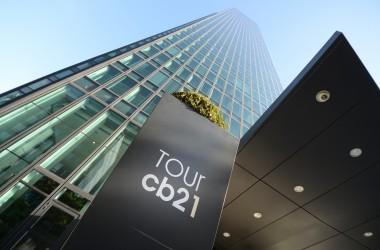 Deux nouveaux locataires pour la tour CB 21
