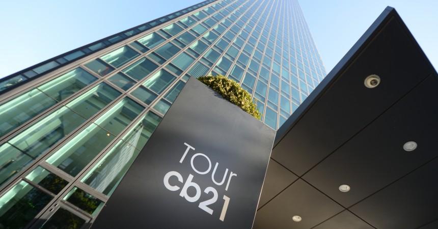 Nokia s'installe dans la tour CB21