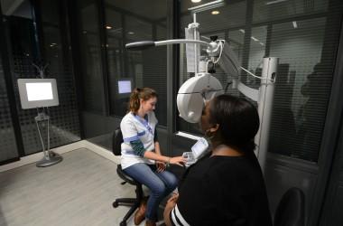 Un cabinet ophtalmologique ouvre au pied d'Opus 12