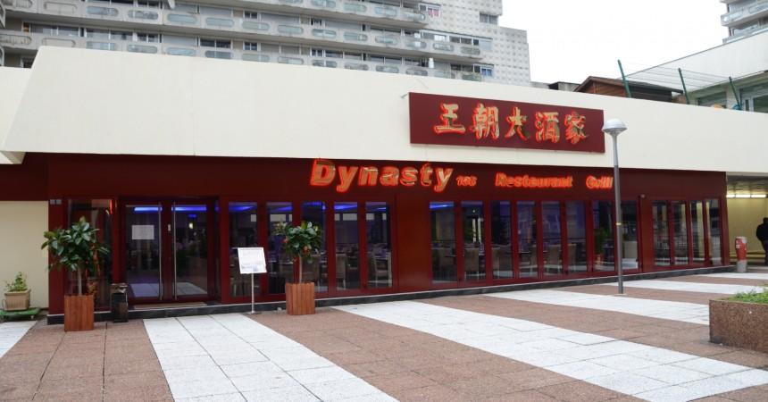Dynasty le nouveau temple de la restauration chinoise