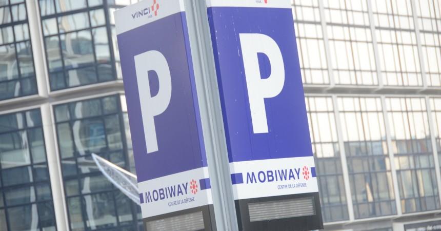 Vinci conserve la gestion des parkings de La Défense