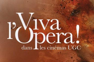 Viva l'Opéra  : Eugène Onéguine le 16 janvier 2014 à l'UGC des Quatre Temps