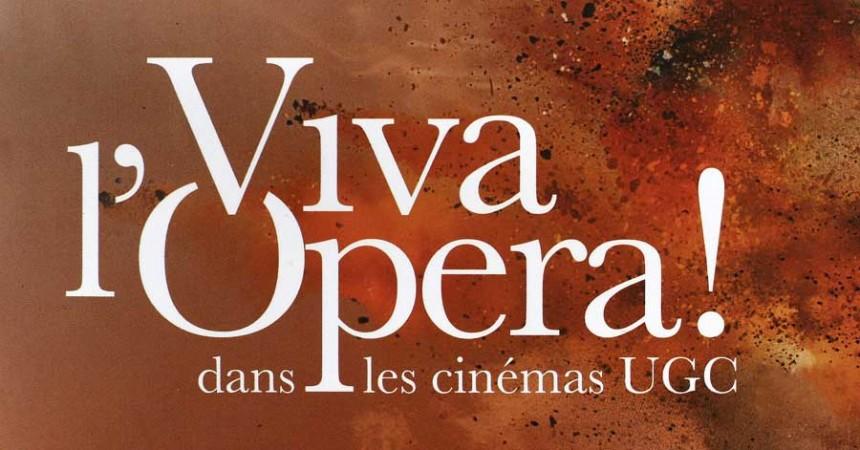 Viva l'Opéra : Cosi Fan Tutte, le 10 avril à l'UGC de La Défense