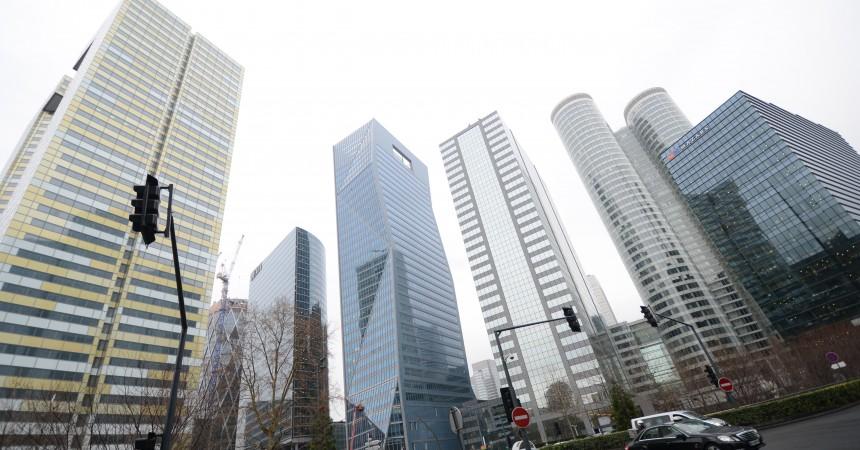 Le marché immobilier de La Défense toujours morose