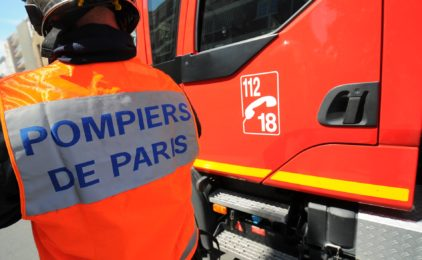 Un incendie ravage un appartement de la résidence Louis Pouey