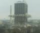Une tour de 29 étages dynamitée à Frankfort en Allemagne