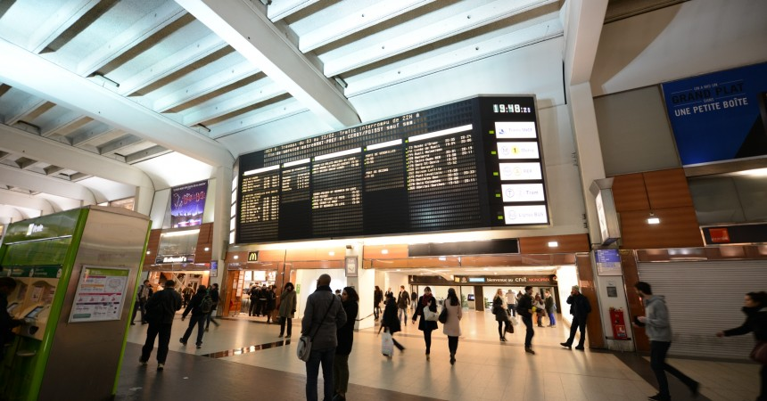 Média Transports installera son dispositif digital dans la gare Cœur Transport avant la fin de l'année