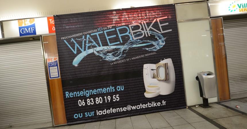 Un centre Water Bike ouvrira bientôt dans la gare Coeur Transport