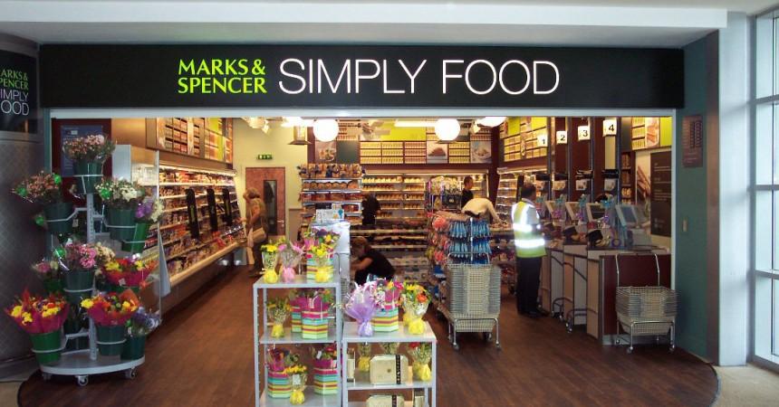 Marks and Spencer installe son concept «Simply Food» dans la gare Cœur Transport