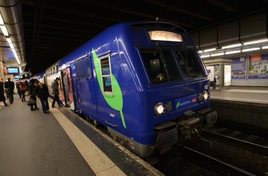 Les trains de la ligne U partent avec deux minutes d'avance