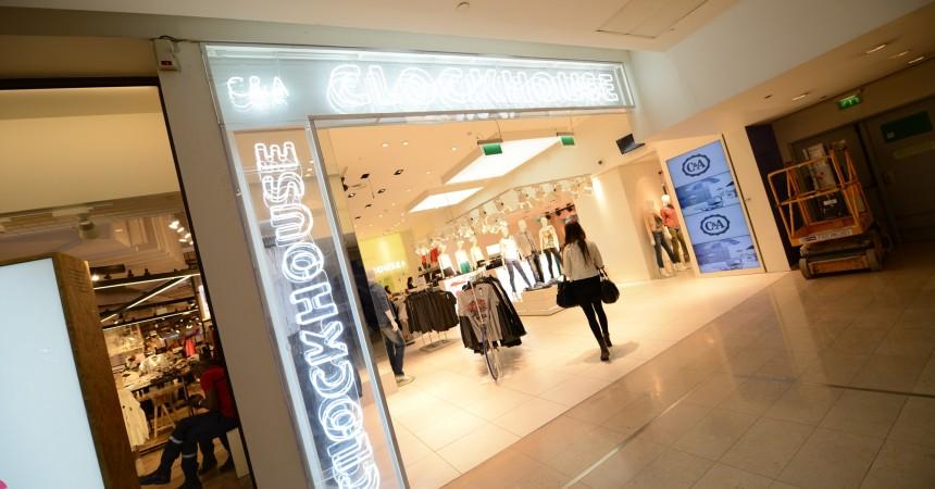 C&A ouvre un «concept store» dédié à sa marque Clockhouse