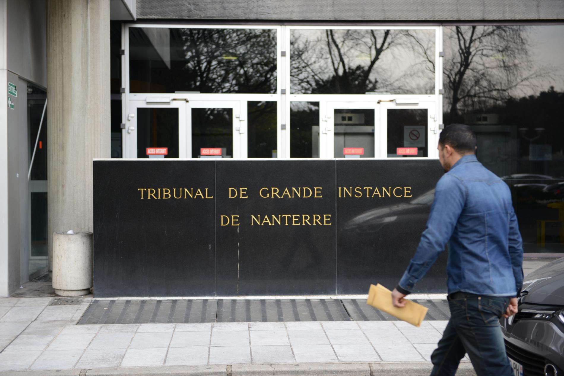 Accus d tre un frotteur dans le m tro il est relax - Tribunal de grande instance de strasbourg chambre commerciale ...