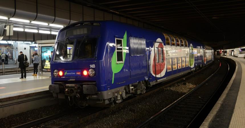 Ligne U du Transilien : suppression des deux derniers trains en soirées