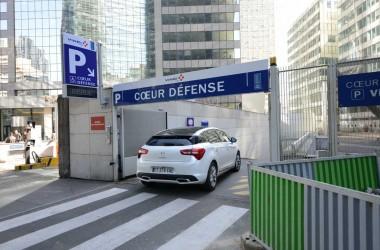 Vinci Park vous invite à vous garer dans le parking de Cœur Défense