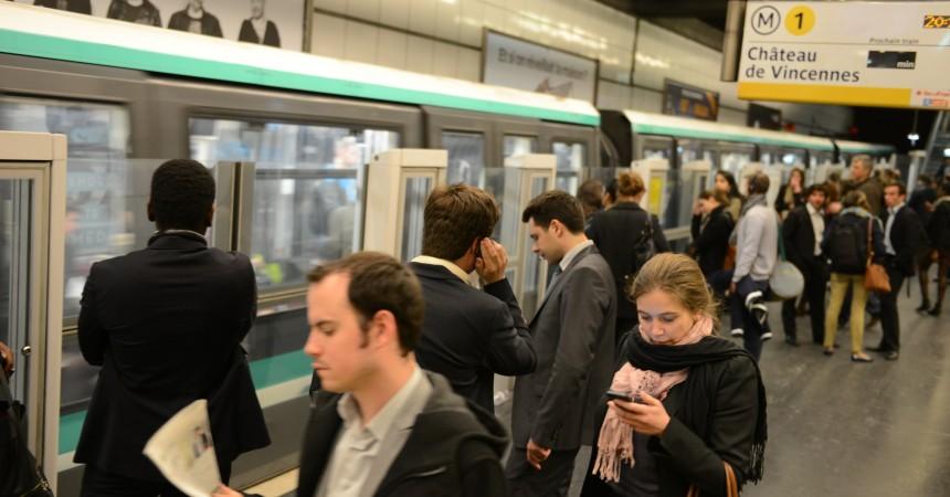 Le trafic a repris sur la ligne 1 du métro
