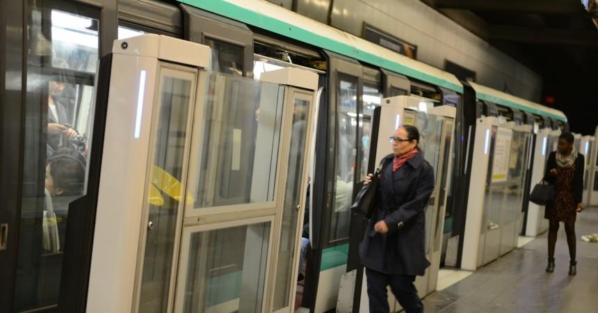 Pas de métro sur la ligne 1 entre Nation et Château de Vincennes ce weekend