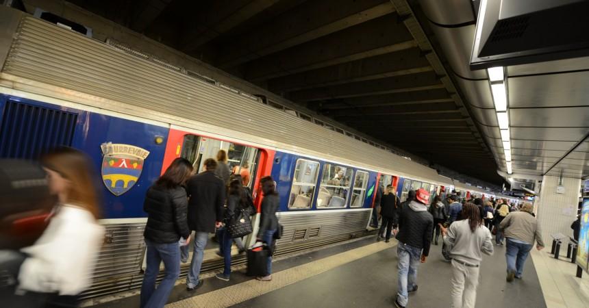 Travaux sur la ligne L du Transilien : Interruption du trafic vendredi 16 mai