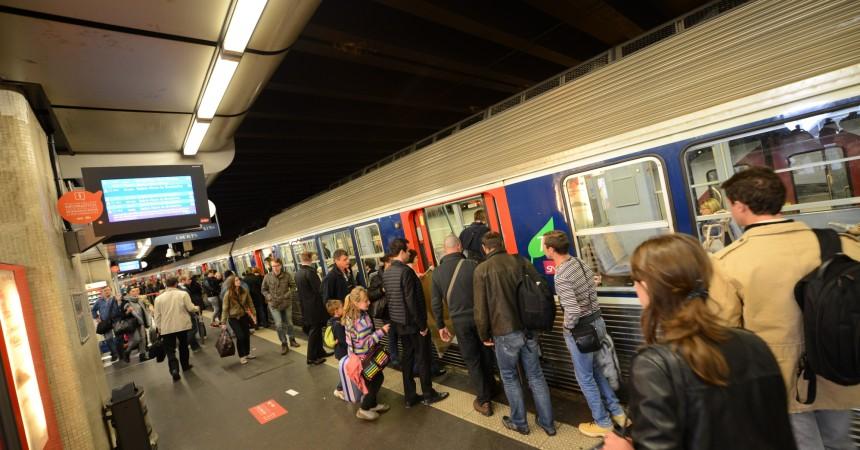Huitième jour de grève : la colère de l'association Plus de trains
