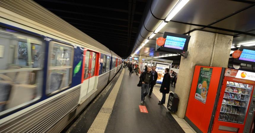 En juin: travaux sur les lignes L et U entre La Défense et Saint-Cloud