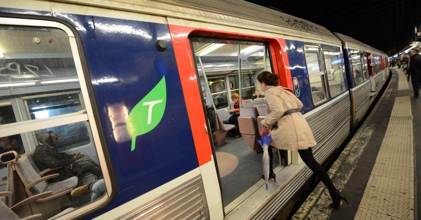 Ligne L : cette semaine après 22h30 les trains s'arrêtent entre Paris et La Défense