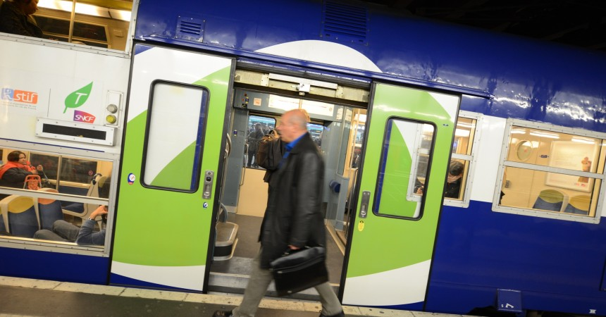 Pendant un mois les trains de la ligne U au départ de La Verrière partiront un peu plus tôt le matin
