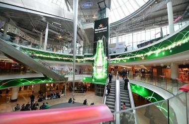 Heineken met à l'honneur sa bière sur le Digital Dream
