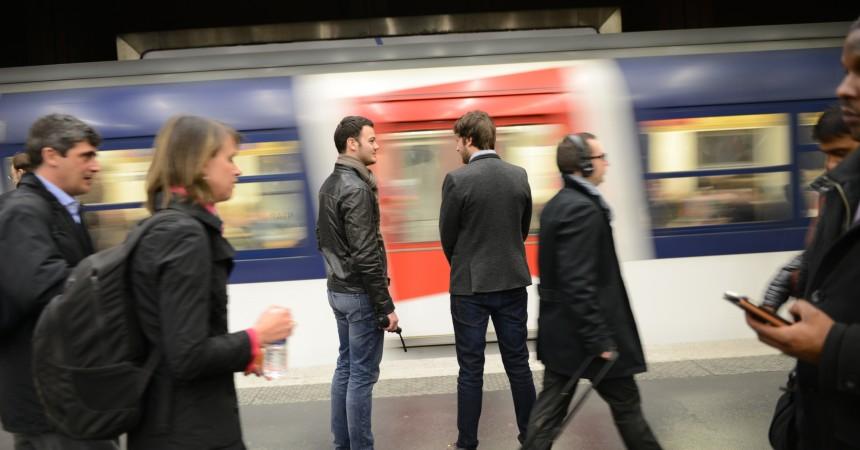 Le RER A s'arrête pendant un mois entre La Défense et Auber