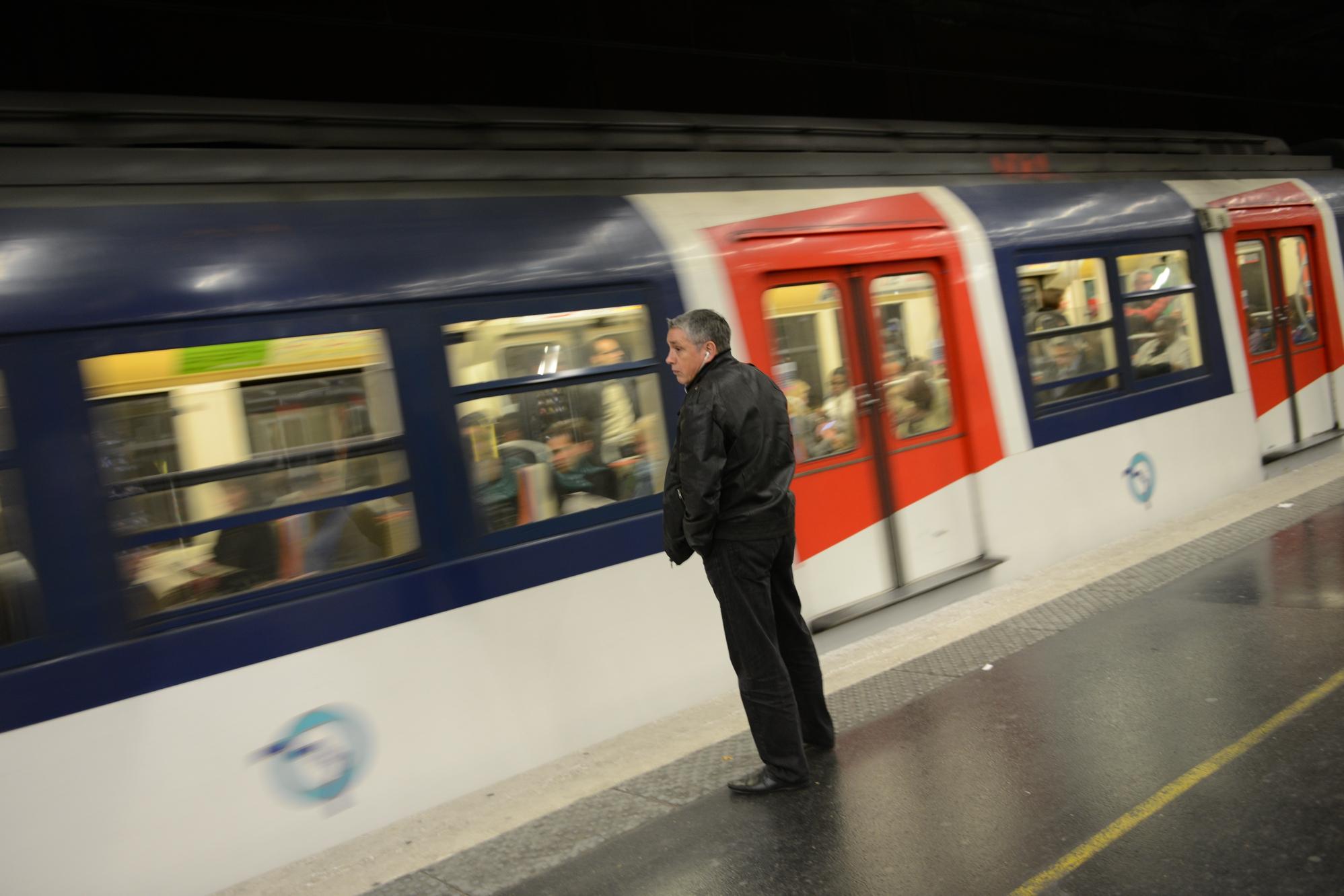Trafic interrompu ce jeudi 29 janvier sur le RER A après l'agression ... - Defense-92.fr - Vivez La Défense
