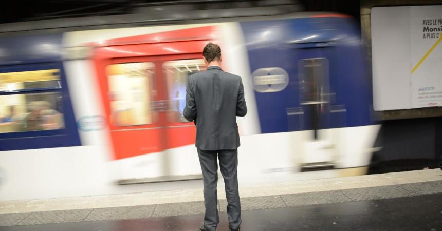 Le RER A circule à nouveau entre La Défense et Auber