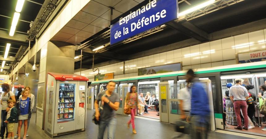 Plus de rames de métro sur la ligne 1