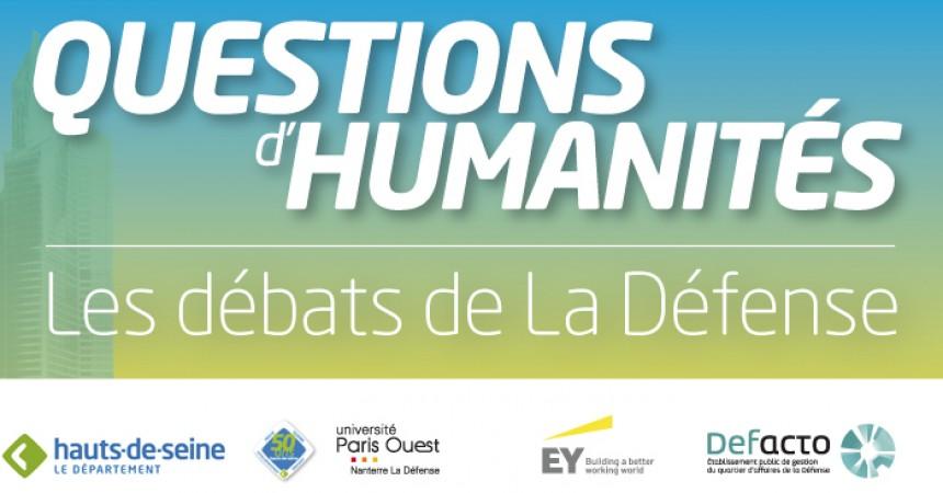 Questions d'Humanités : «Numérique et vie privée»