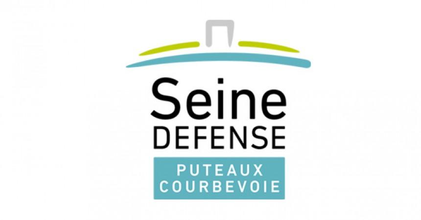 Eric Césari, élu à la tête de la communauté Seine – Défense