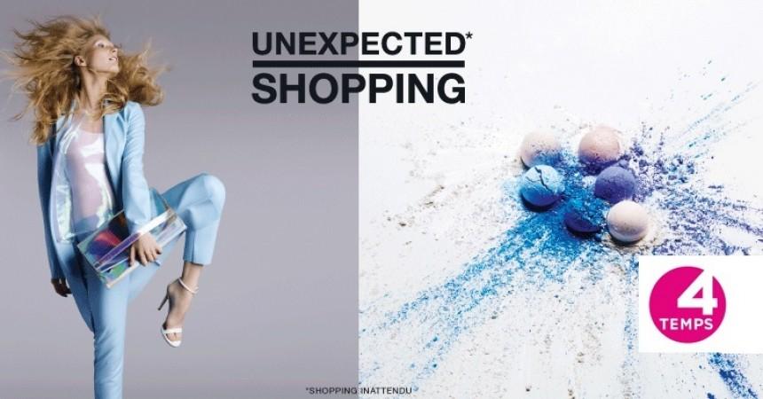 L'agence Betc Shopper signe la nouvelle communication des 4 Temps