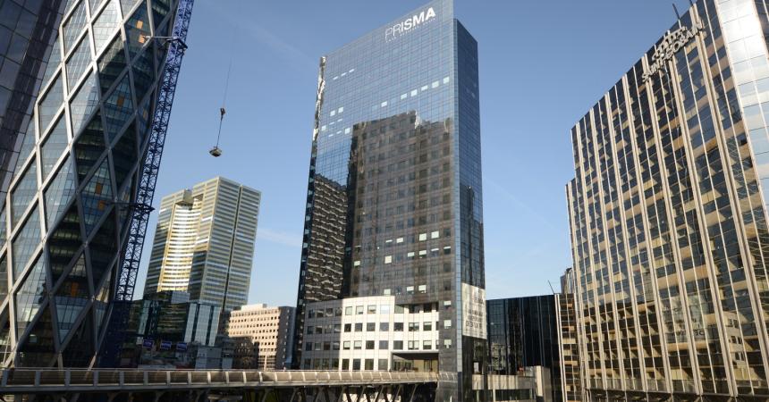 Invesco Real Estate confie la gestion de Prisma à Cushman & Wakefield
