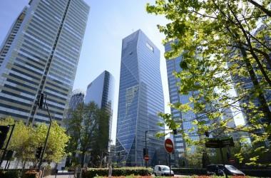 La quasi-totalité des opérations immobilières livrées à La Défense bénéficie d'une certification