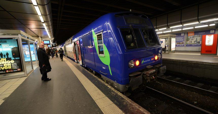 Ligne U du Transilien : deux semaines de travaux nocturnes