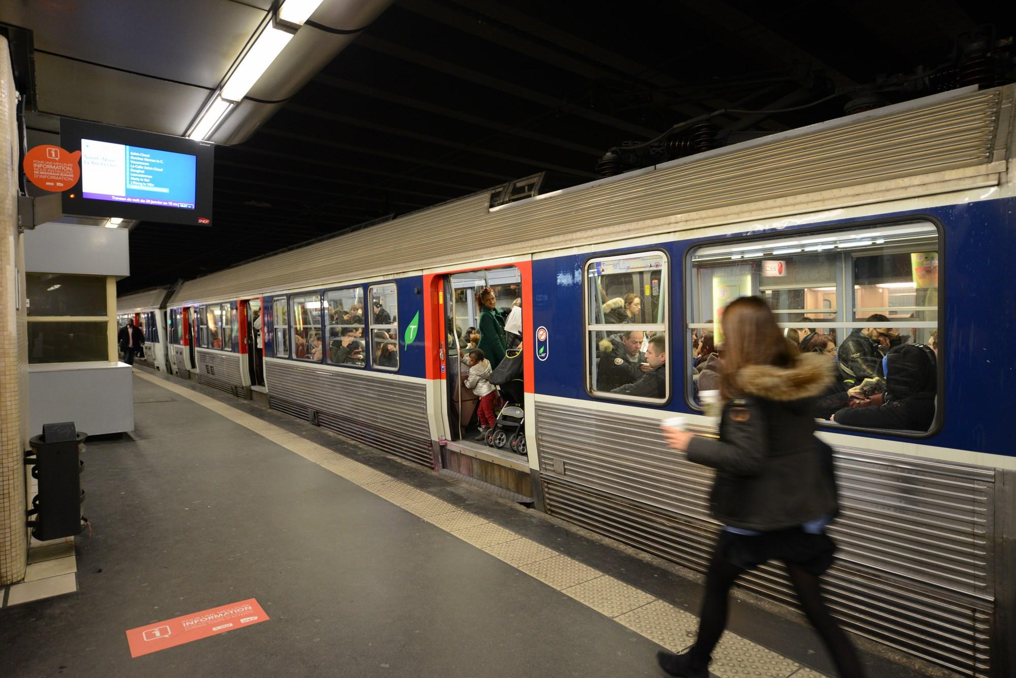 Des travaux nocturnes sur les lignes l et u du transilien en ce mois de septe - Transilien prochain train ...