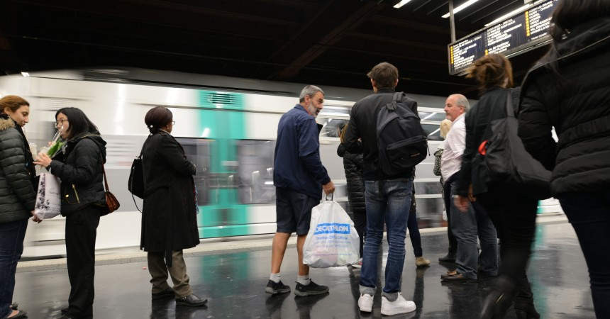 Bientôt les rames du RER A se piloteront toutes seules entre La Défense et Vincennes