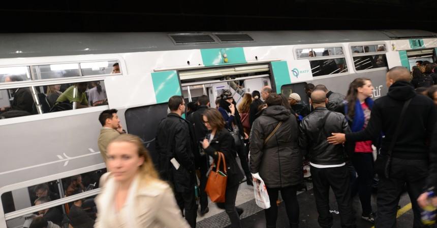 La gare de RER et les deux stations de métro de La Défense parmi les plus fréquentées du réseau de la RATP